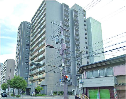 【売買物件】リベールシティ新梅田 1406号室(3680万円)